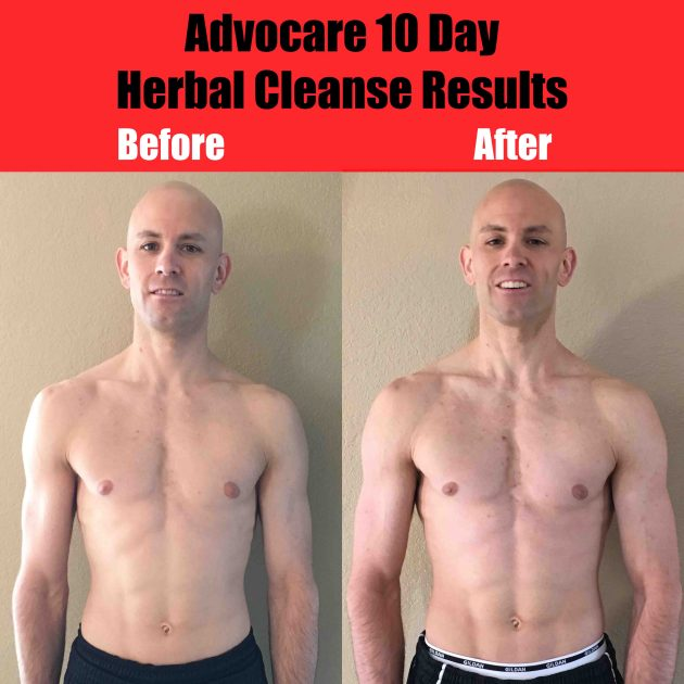 Advocare Herbal Cleanse Results - My Experience | Snake ...