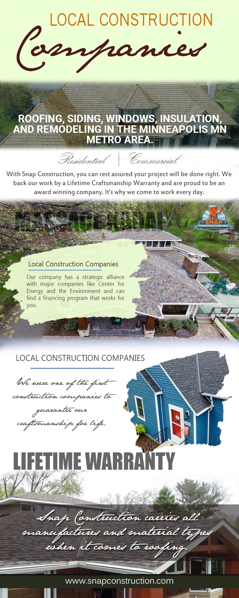 House Remodeling Contractors Near Me Local Construction Companies Snap Construction