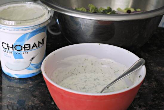 Broccoli Yogurt Salad