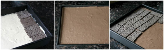 No-Bake Peanut Butter Chocolate Lasagna Recipe | snappygourmet.com