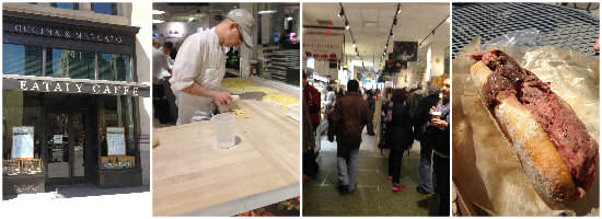 NYC Food Tour - Eataly   snappygourmet.com