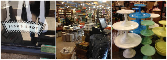 NYC Food Tour - fishs eddy   snappygourmet.com