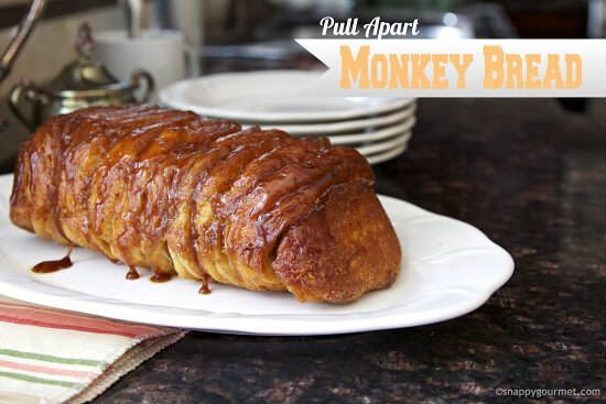 Easy Pull Apart Monkey Bread