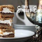 Easy S'mores Bars Cookie Recipe