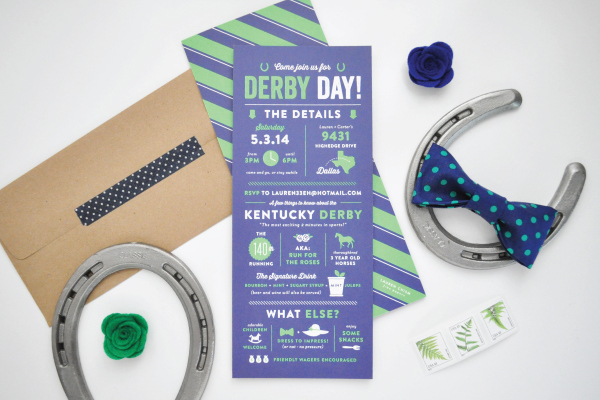Kentucky-Derby-Day-Invitations-Lauren-Chism-Fine-Papers