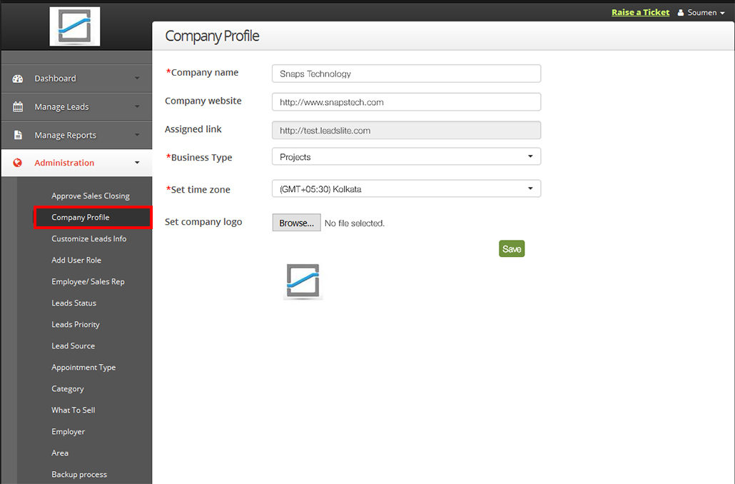LeadsLite - Leads Management Software, Leads Tracking, Leads Followup
