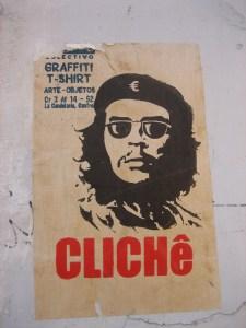 Cliché Ché Guevara