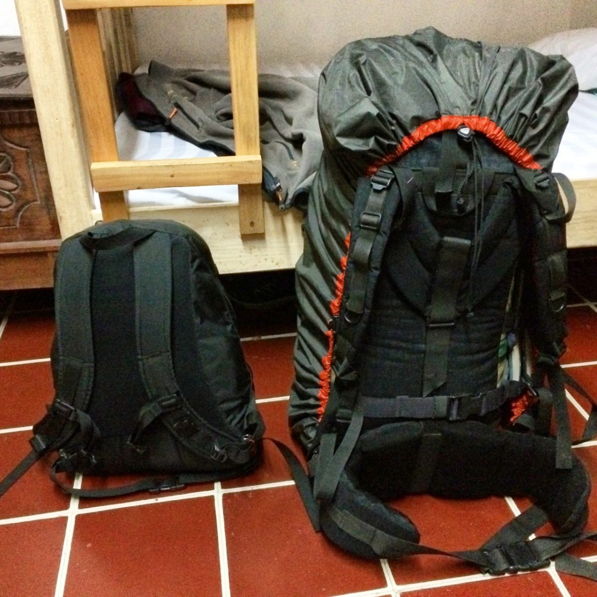 Backpacking through Central America with just a carry-on