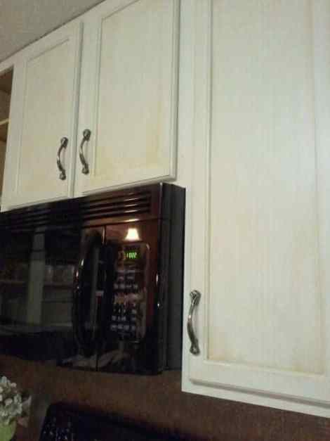 Cabinets: AFTER