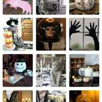21 Simple & Spooky Halloween Crafts