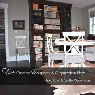 five creative workspaces part I