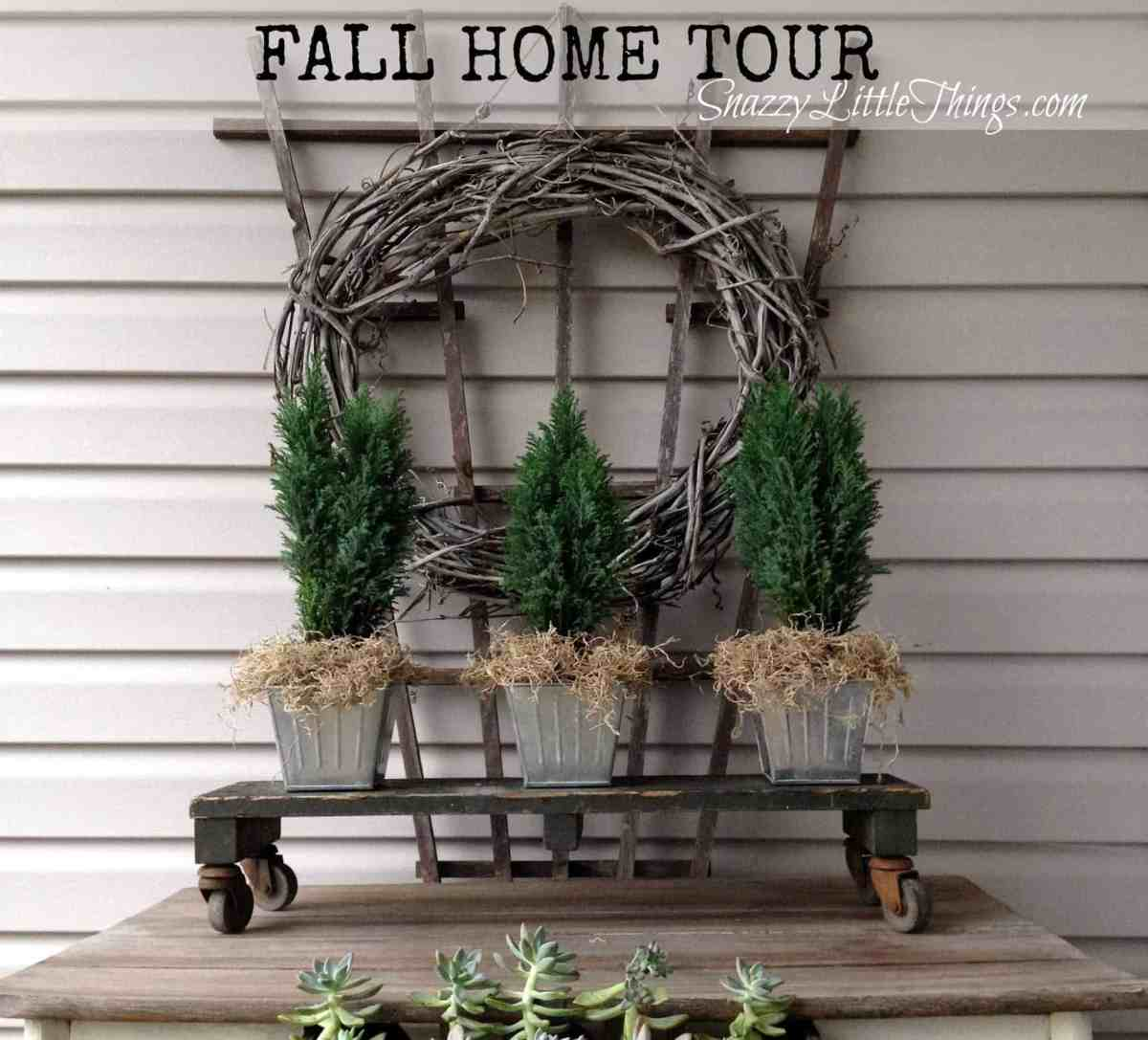 Ready for Fall: Outdoors