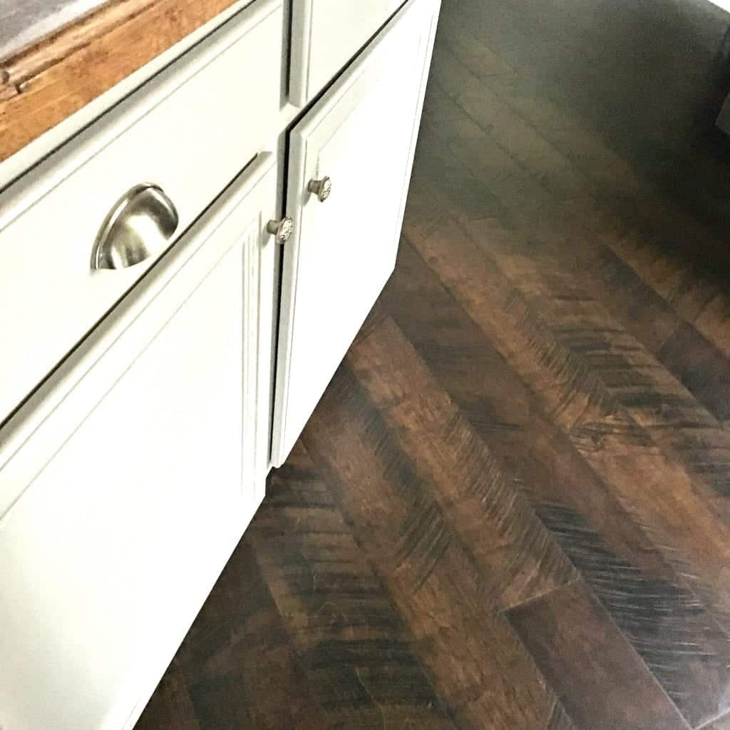 Pergo Parquet Pergo Flooring Our Kitchen Reveal Snazzy Little Things
