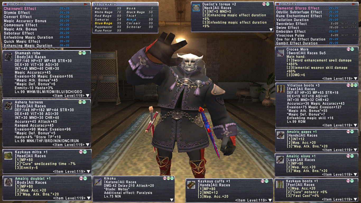 97+ My Unreal Project I Have Been Working On Ffxi  The Squad Ffxi