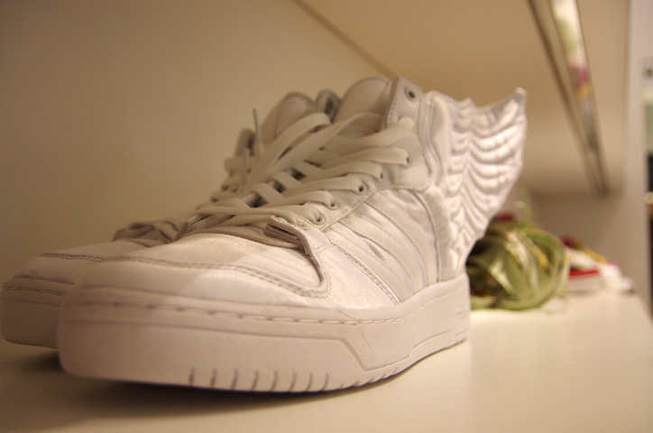 Photo03 - adidas Originals by JEREMY SCOTT XMAS PACK Release Party Recap