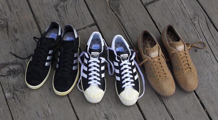 Photo01 - mita sneakers x adidas Originals CP 80s MITA / SS 80s MITA / TOBACCO MITA