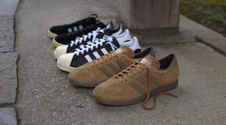 Photo02 - mita sneakers x adidas Originals CP 80s MITA / SS 80s MITA / TOBACCO MITA