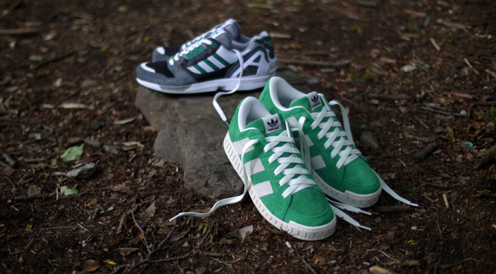 mita sneakers x adidas Originals LAWSUIT MITA / ZX8000 MITA