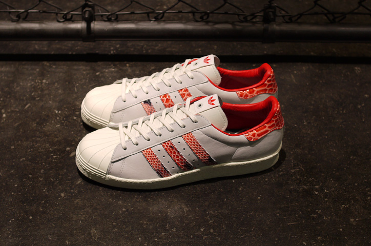 """Photo02 - adidas SUPER STAR 80S """"B.I.T.D."""" """"LIMITED EDITION for CONSORTIUM"""""""