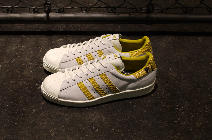 """Photo06 - adidas SUPER STAR 80S """"B.I.T.D."""" """"LIMITED EDITION for CONSORTIUM"""""""