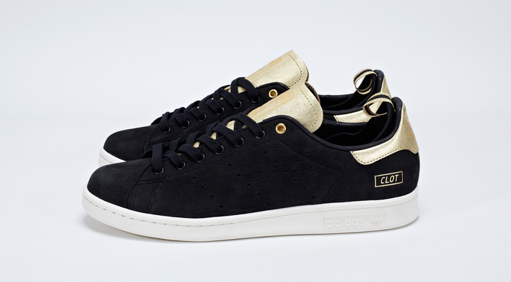 "Photo01 - Consortium STAN SMITH Collaboration Packとしてadidas Consortium x CLOT ""Stan Smith CLOT""が発売"