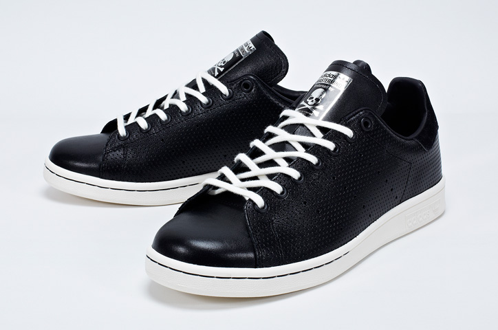 "Photo02 - Consortium STAN SMITH Collaboration Pack 第二弾としてadidas Consortium x mastermind ""Stan Smith mastermind""が発売"