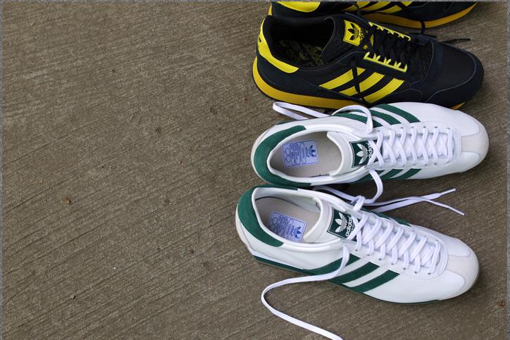 Photo03 - adidas Originals for mita sneakers 第9弾 「CTRY OG MITA」「ZX500 OG MITA」が発売
