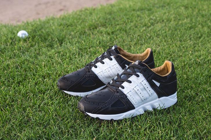 """Photo07 - アディダス コンソーシアムよりスウェーデンのスニーカーショップSneakersnstuffとのコラボレートによる""""TEE TIME"""" PACKが発売"""
