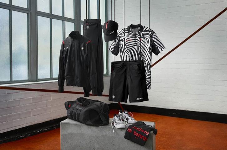 Photo05 - adidas Tennis & Y-3がローラン・ギャロスのためのコレクションROLAND GARROS COLLECTION by Y-3を発表