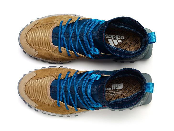"Photo06 - アディダス コンソーシアムツアーより、mita sneakersとのコラボモデルSEEULATER MITA ""mita sneakers""が発売"