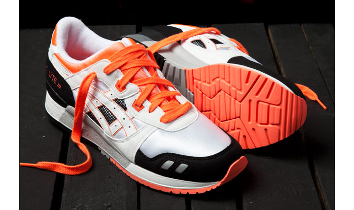 Photo03 - ASICS GEL LYTE III ORANGE BLAZE