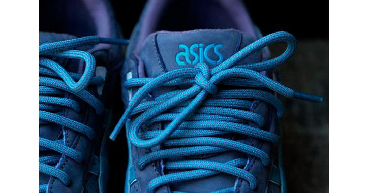 """Photo04 - Ronnie Fieg x Asics Gel Saga """"Neptune Blue"""""""