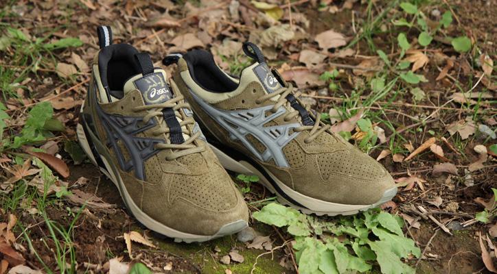 Photo01 - アシックスは、FOOTPATROLとのコラボレーションモデル asics x FOOT PATROL GEL-KAYANO TRAINERをリリース