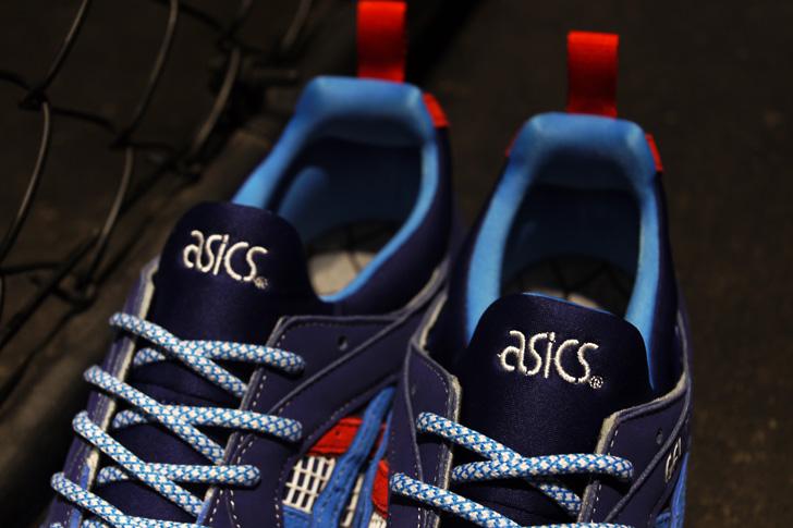 """Photo04 - アシックスタイガーから、mita sneakersとのコラボレーションモデルGEL-LYTE V """"TRICO""""が登場"""