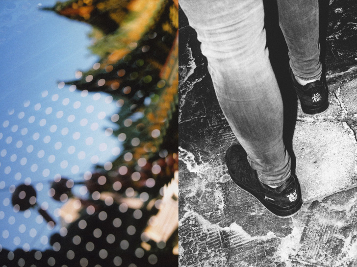 "Photo04 - アシックスタイガーは、スーベニアジャケットから着想を得たBEAMSとmita sneakersによるコラボモデルGEL-LYTE III ""Souvenir Jacket""を発売"