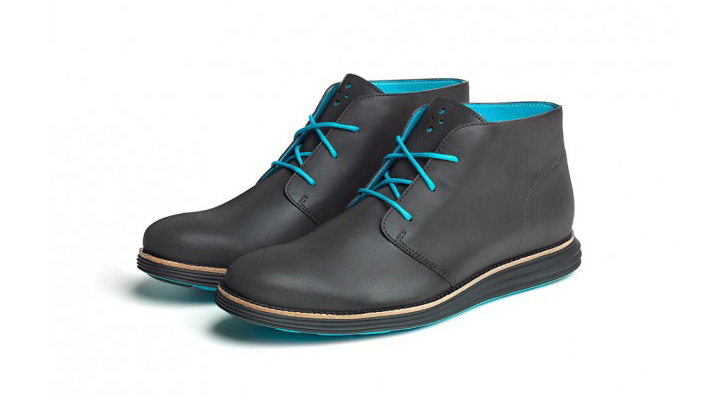 Photo03 - Cole Haan Waterproof & Reflective Cooper Square and Lunargrand Chukkas