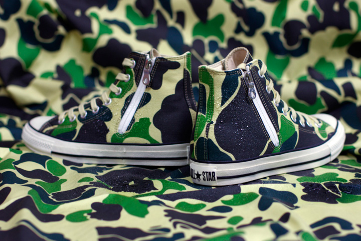 "Photo04 - CONVERSE ALL STAR TYO CUSTOM MADE HI ""mita sneakers別注"""