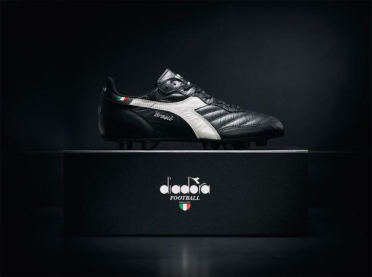 "Photo02 - ディアドラより、30年以上の時を経てfootball shoes ""BRASIL""を復刻し、""BACK IN THE GAME""と題したイベントを開催"