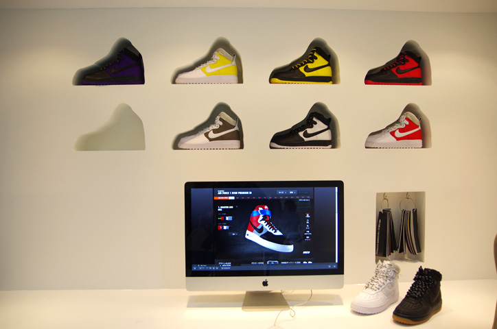 Photo11 - Interview with Bobbito Garcia & Kevin Couliau at NIKE AIR FORCE 1 THE PIVOT POINT