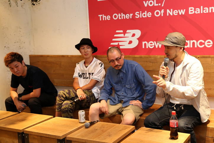 Photo01 - SNEAKER SPEAKER Vol.7 Event Recap