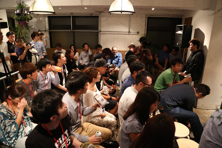 Photo02 - SNEAKER SPEAKER Vol.7 Event Recap