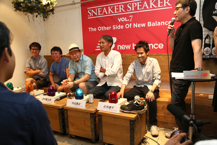 Photo08 - SNEAKER SPEAKER Vol.7 Event Recap