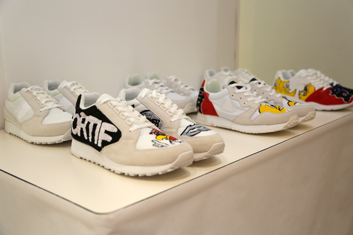 Photo06 - le coq sportif Launch party Supported by SNEAKER SPEAKER Event Recap
