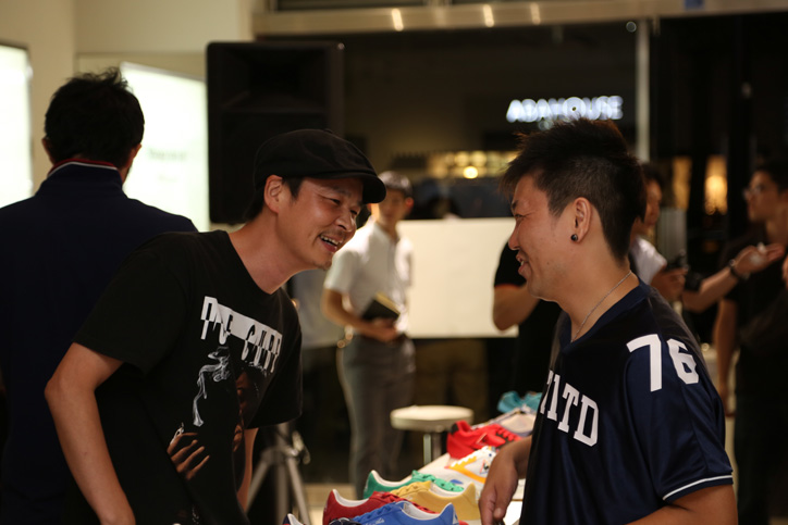 Photo15 - le coq sportif Launch party Supported by SNEAKER SPEAKER Event Recap