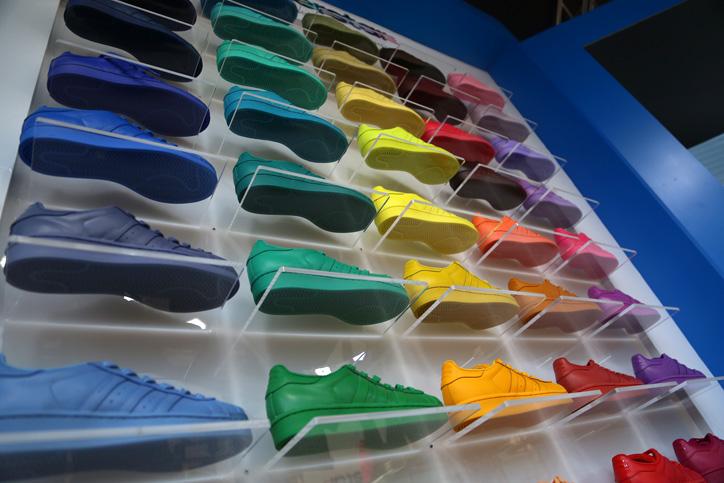 Photo12 - adidas Supercolor Dress Room Recap