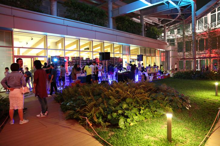 Photo12 - リーボックは、ZPump Fusionのニューカラーの発売を記念し Pump Night Party を開催