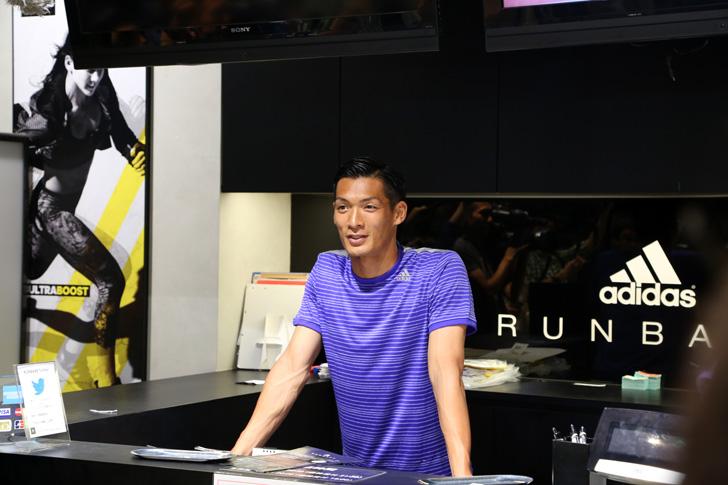 Photo11 - アディダスは、最新フットボールスパイク「X/ACE」の発売を記念して香川真司選手、槙野智章選手を招いたイベントを開催