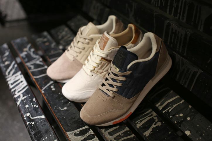 Photo04 - mita sneakers 国井氏 x atmos 佐藤氏「Reebok CLASSIC」インタビュー