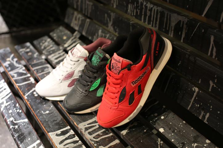 Photo06 - mita sneakers 国井氏 x atmos 佐藤氏「Reebok CLASSIC」インタビュー