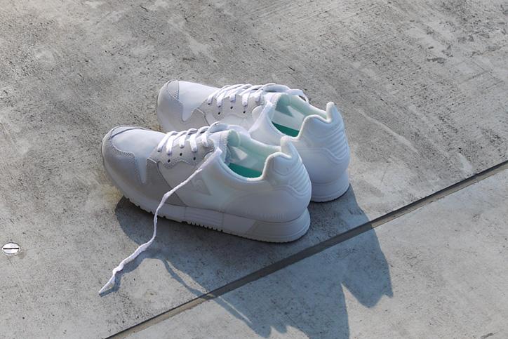 Photo04 - ルコックスポルティフは、And A と mita sneakers によるコラボレーションモデル EUREKA AM を発売